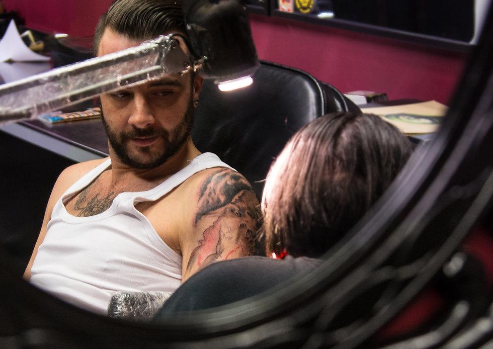 Fotografie tattoo c-create