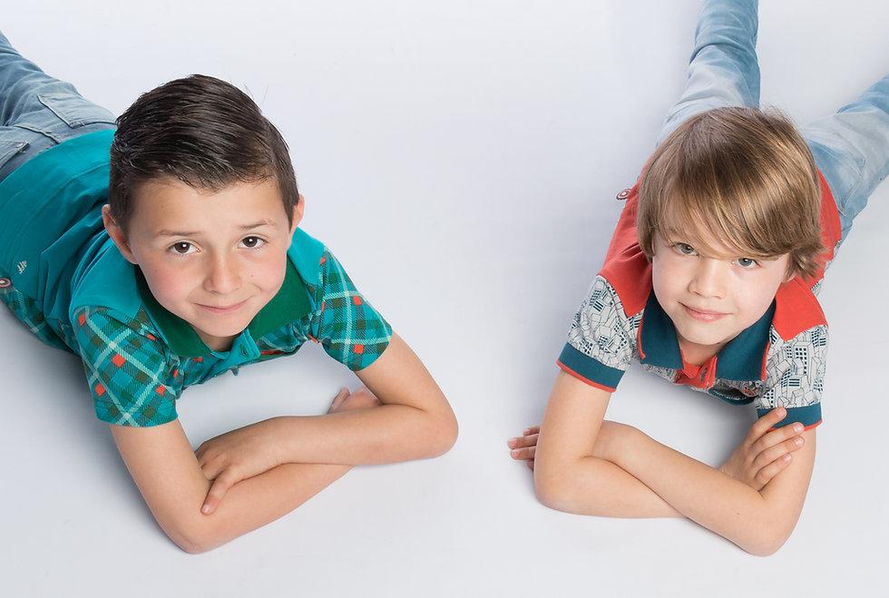 Portret kinderfotografie c-create