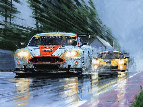Rain Dancers Le Mans 2008