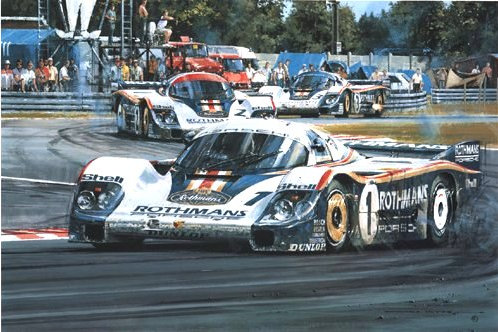 'PORSCHE DOMINATION – LE MANS 1982'