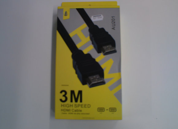 3M High Speed HDMI Cable