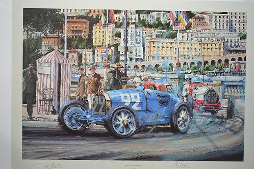 'MONACO GRAND PRIX 1930'