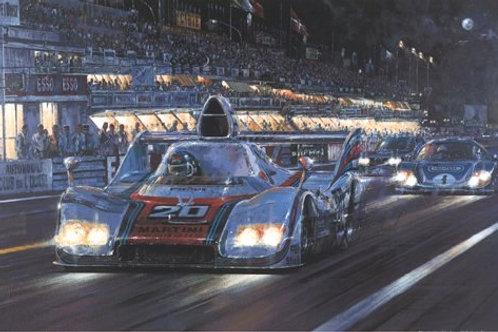 'RACERS MOON – LE MANS 1976'