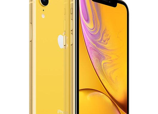 iPhone XR - Yellow - 64GB - Three Mobile