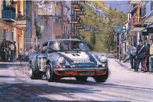 'THE FINAL TARGA'