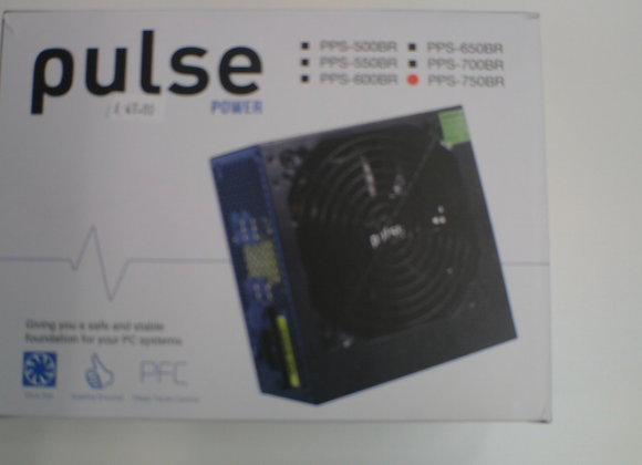 Pulse power PPS-750BR