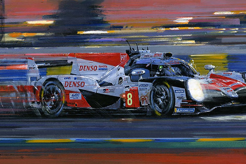 LE MANS 2018-VICTORY FOR TOYOTA'