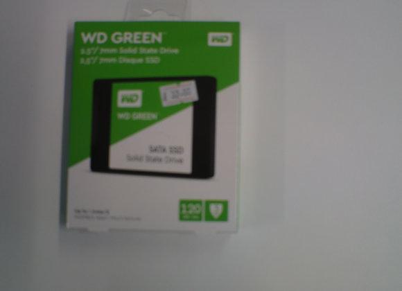 WD Green 120GB SSD
