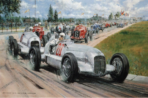'BIRTH OF THE SILVER ARROWS'