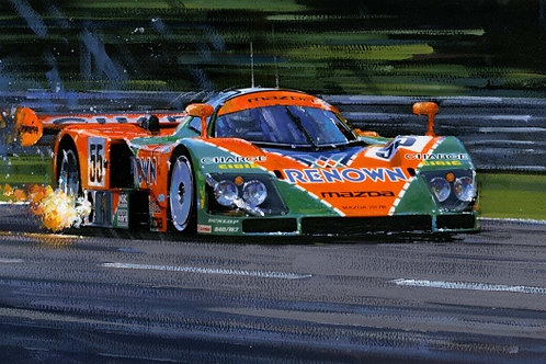 LE MANS 1991-VICTORY FOR JAPAN'