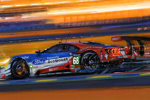 LE MANS 2016-ANNIVERSARY VICTORY FOR FORD'