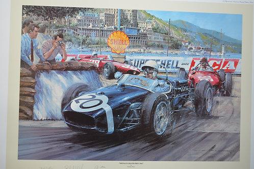 'MONACO GRAND PRIX 1961'