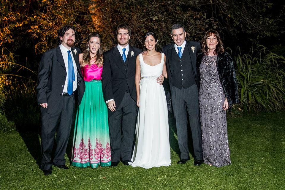 hermana de la novia vestido