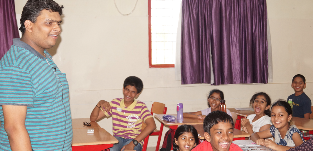 kids workshop - better speaking