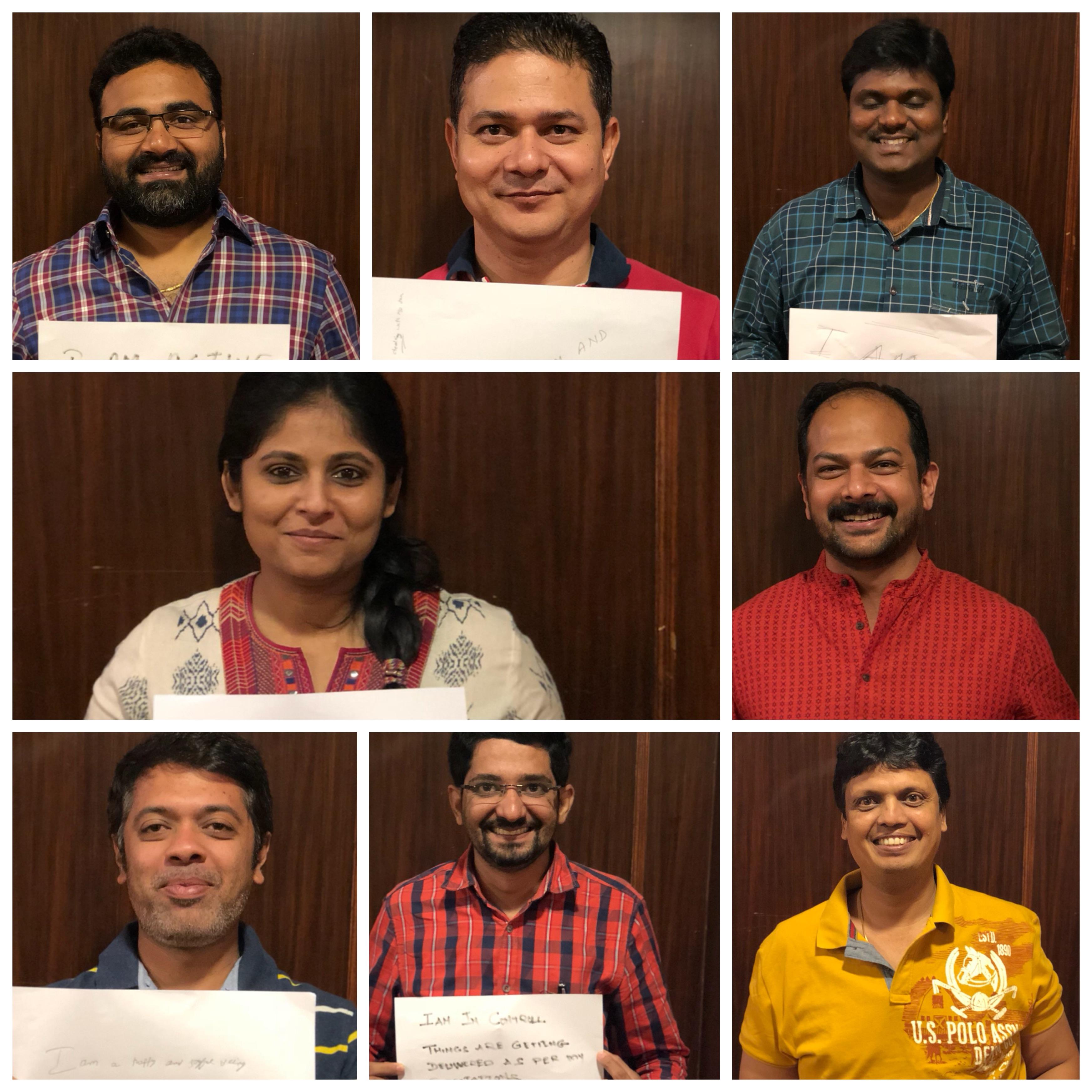 NLP Workshop PARTICIPANTS_2 2018