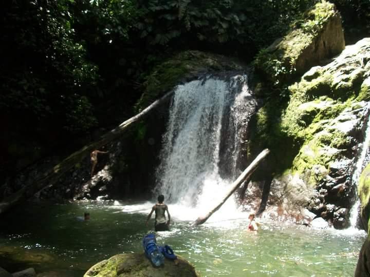 Waterfall Brib