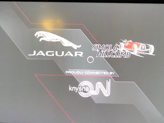 KnysnaON Proudly Connected Jaguar Simola Hillclimb Live Stream