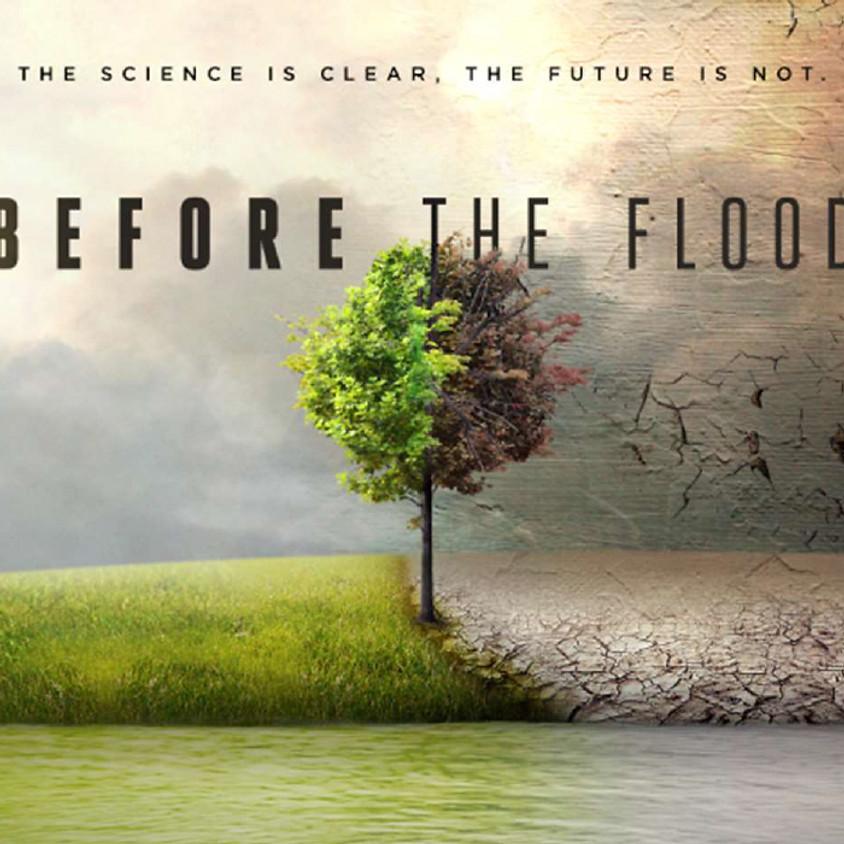 """""""Before the Flood"""" Dinner & Film"""