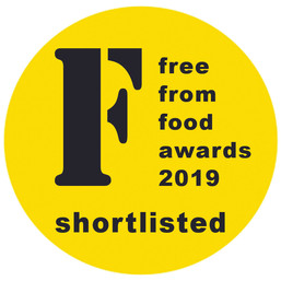 Our cooking sauce is now shortlisted in the Free From Food Awards Store Cupboard category!