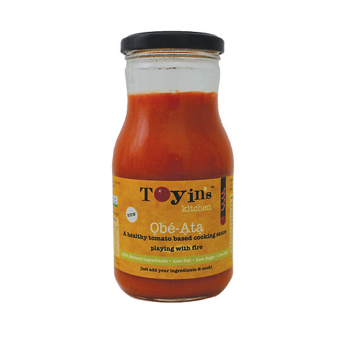 Obe Ata Sauce: Playing With Fire