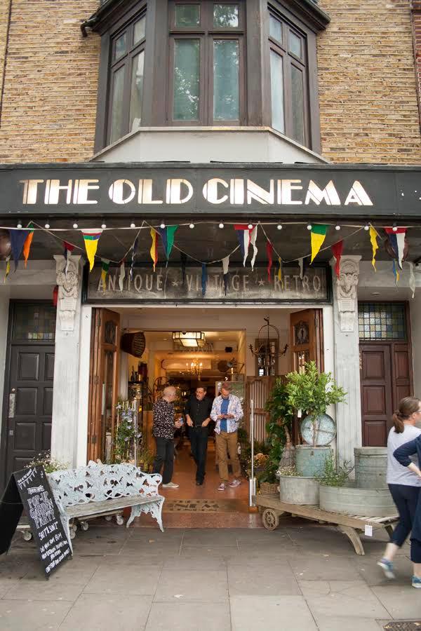 The Old Cinema