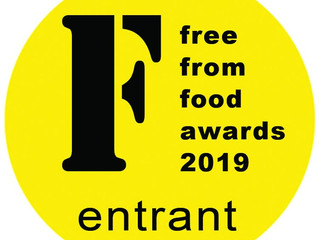 Free from food awards 2019