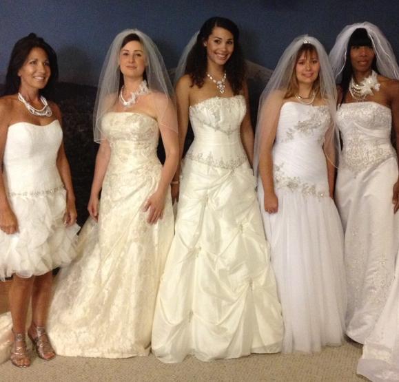Wedding Gowns Portland, OR