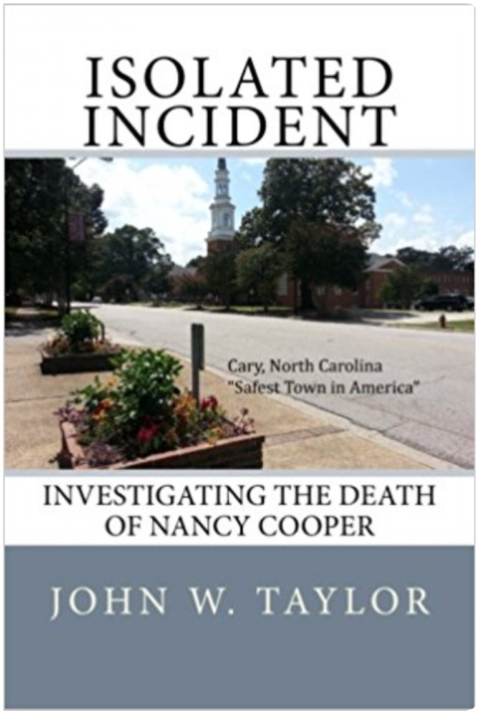 Isolated Incident - Nancy Cooper