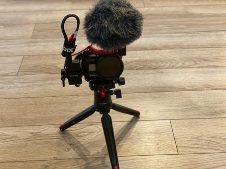 The Ultimate GoPro Vlog Setup.