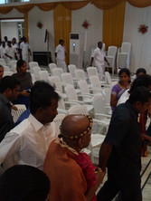 Madurai adhinam at a wedding of minister son at erode_event by eventozo