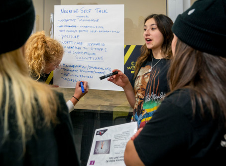 Women in Skateboarding Workshops