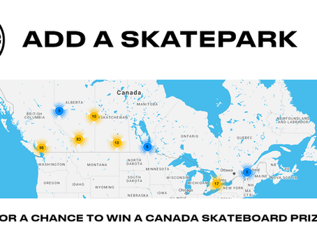 Calling all skatepark shredders!