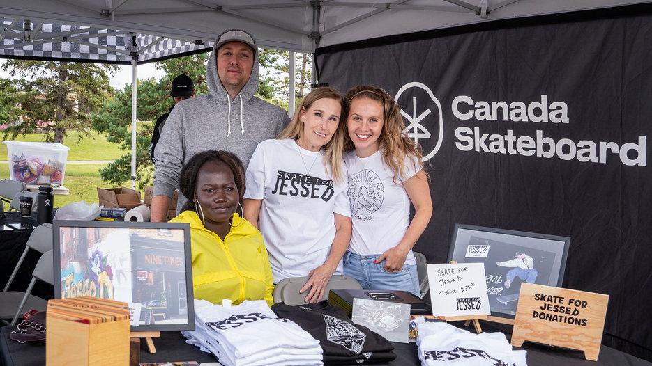 Skate For Jesse D foundation