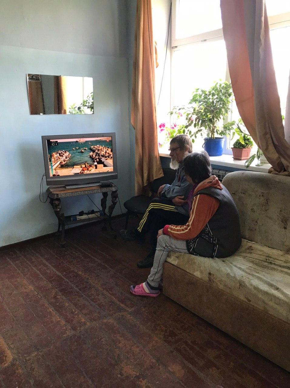 Приют в Тропино