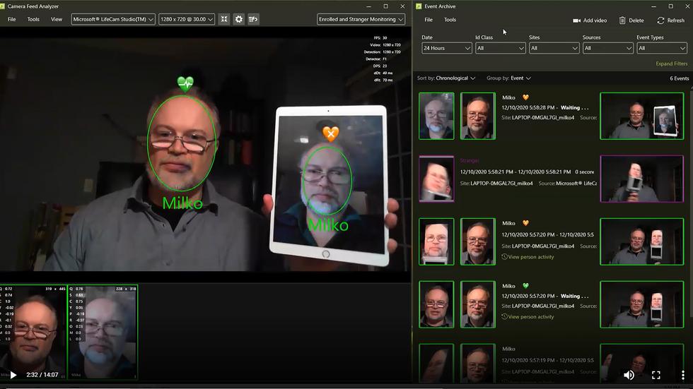 SAFR da RealNetworks lança nova versão da solução de reconhecimento facial