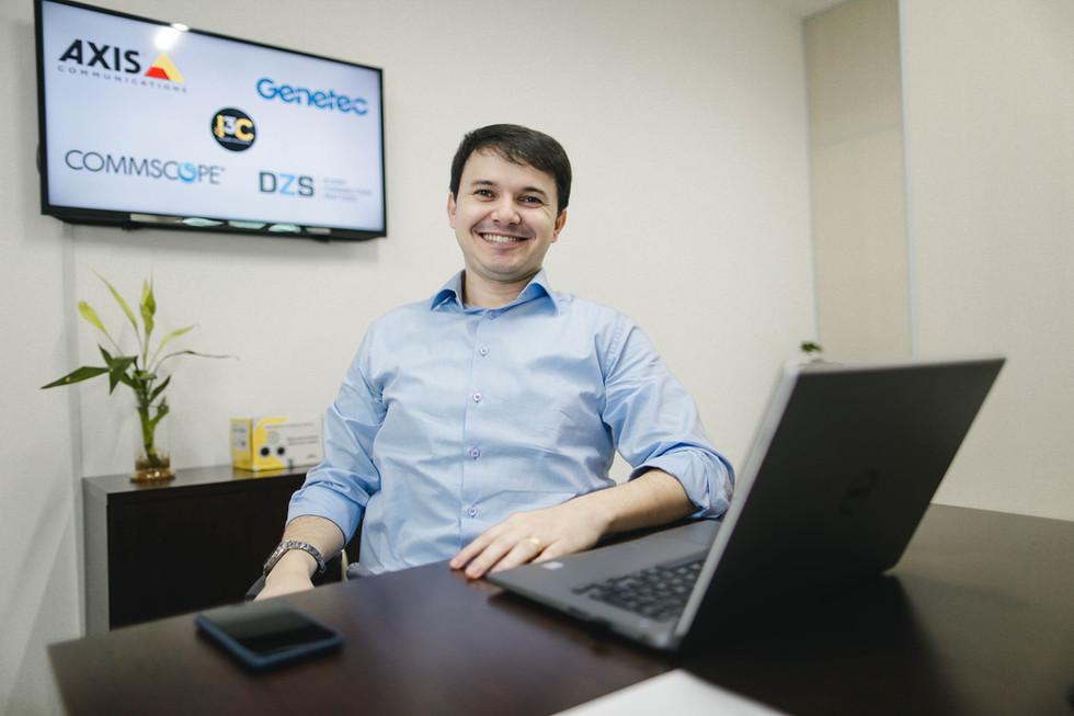 Entrevista: Evandro Eckile Rodrigues, líder do GT Negócios da ABII