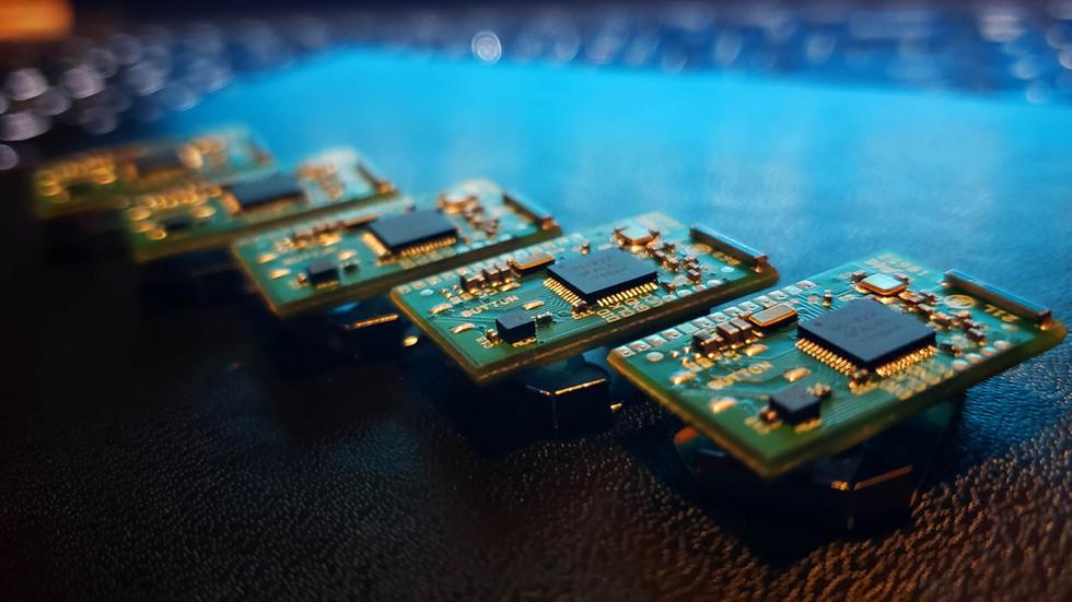 Inteligência embarcada em sensores é uma das chaves para a nova indústria