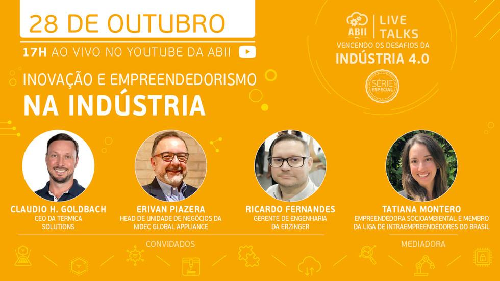 Como potencializar a inovação e o empreendedorismo na indústria