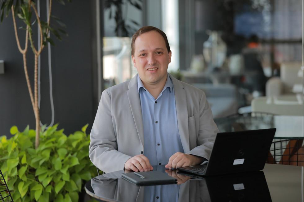 Entrevista: Daniel Moraes, diretor da ABII