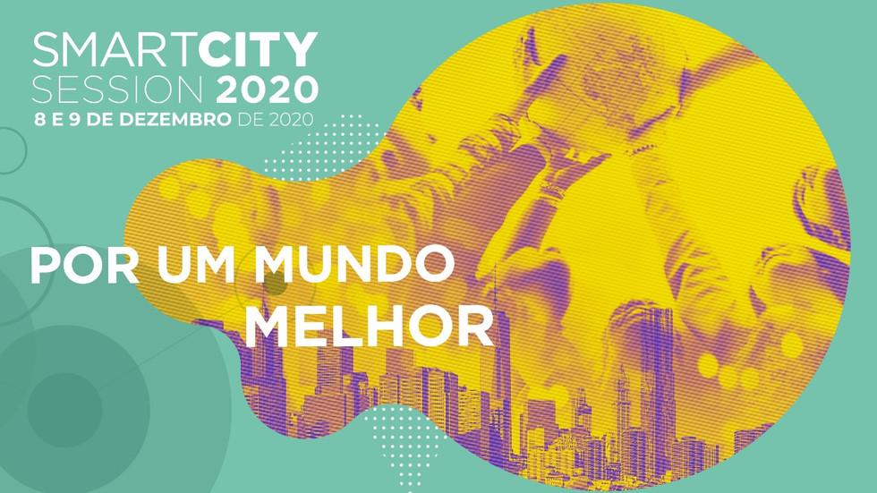 Smart City Session: evento digital sobre cidades inteligentes terá salas para interação e negócios