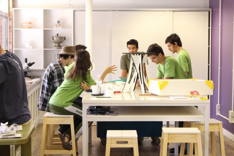 ABII apoia disputa de inovação entre estudantes do Senai em SC