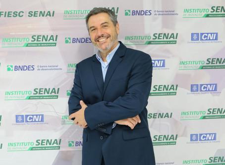 Confira entrevista com Luís Gonzaga Trabasso, vice-presidente da ABII