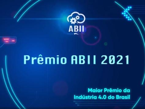 Primeira rodada do Prêmio ABII 2021 teve nove cases inscritos