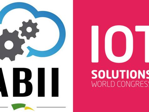 ABII renova parceria com IOT Solutions World Congress como embaixadora do evento no Brasil