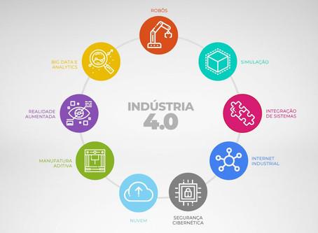 Conheça as tecnologias habilitadoras da indústria 4.0 e algumas aplicações