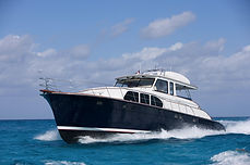 Huckins yacht