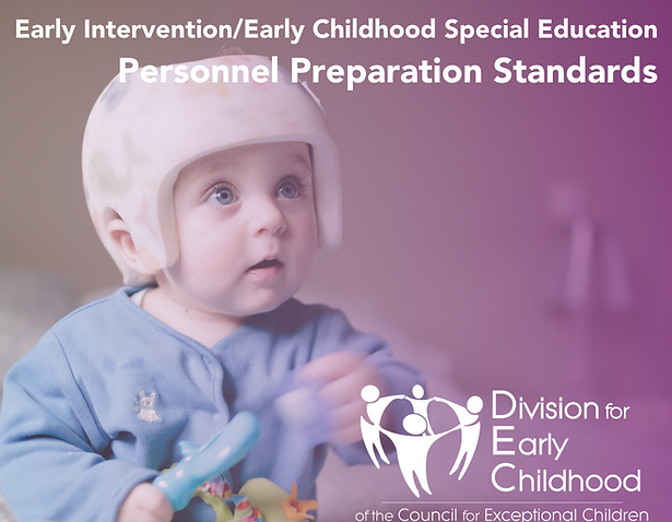 Early Intervention_ Early Childhood Spec