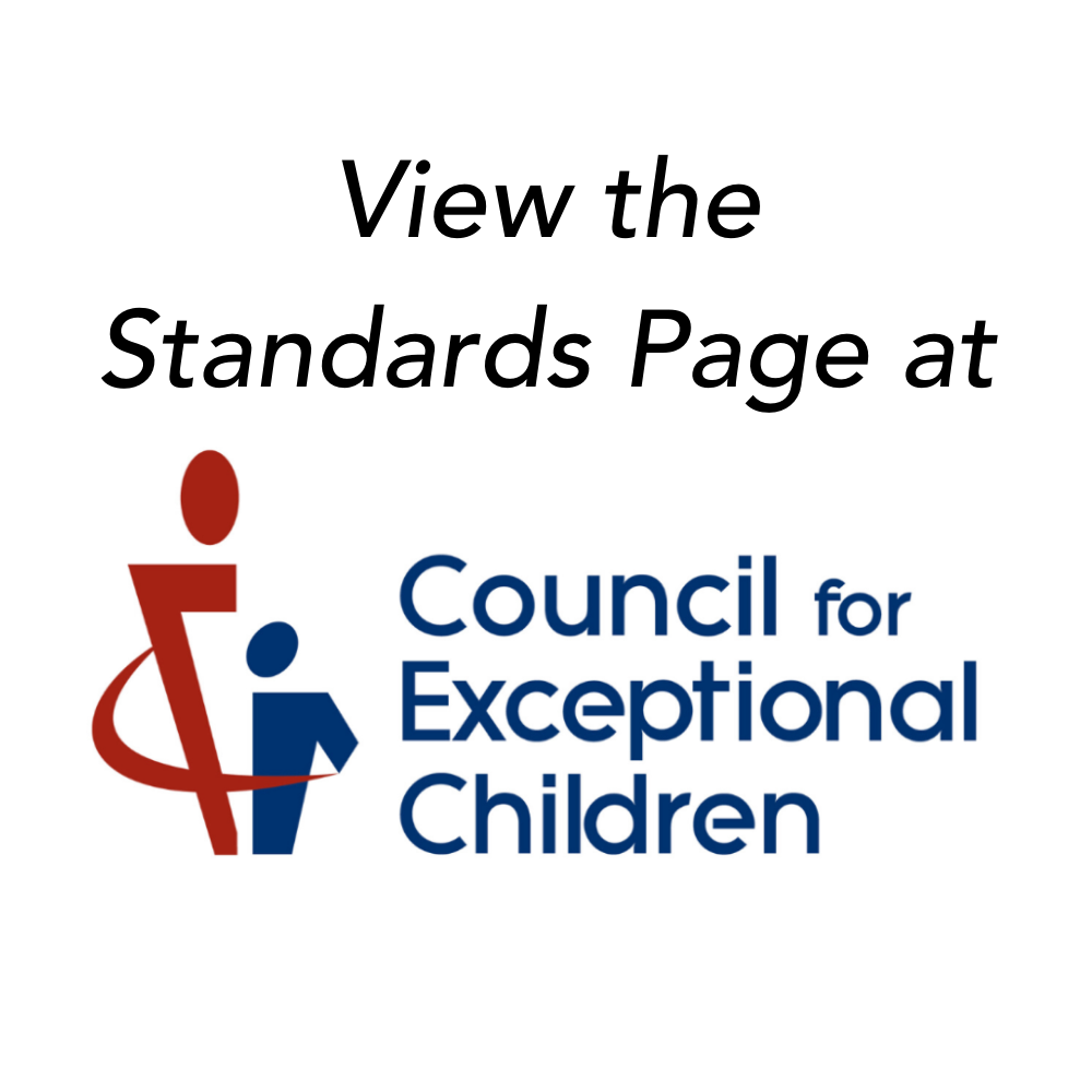 View the Standards Page at CEC