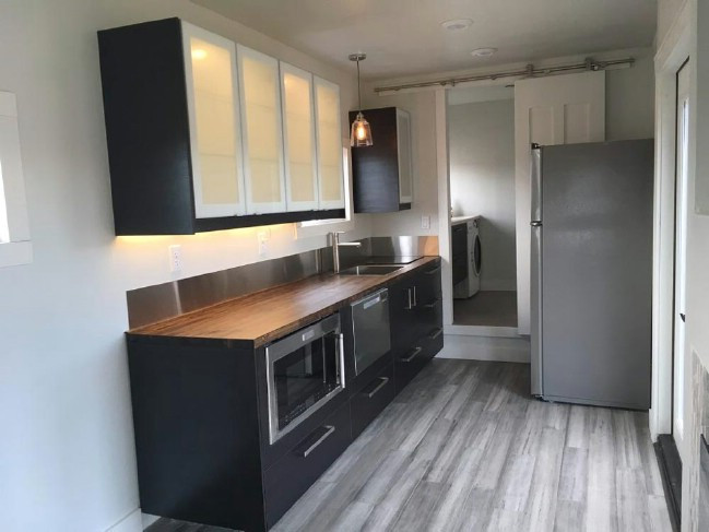 Single 40ft shipping container home - 40ft shipping container home ...