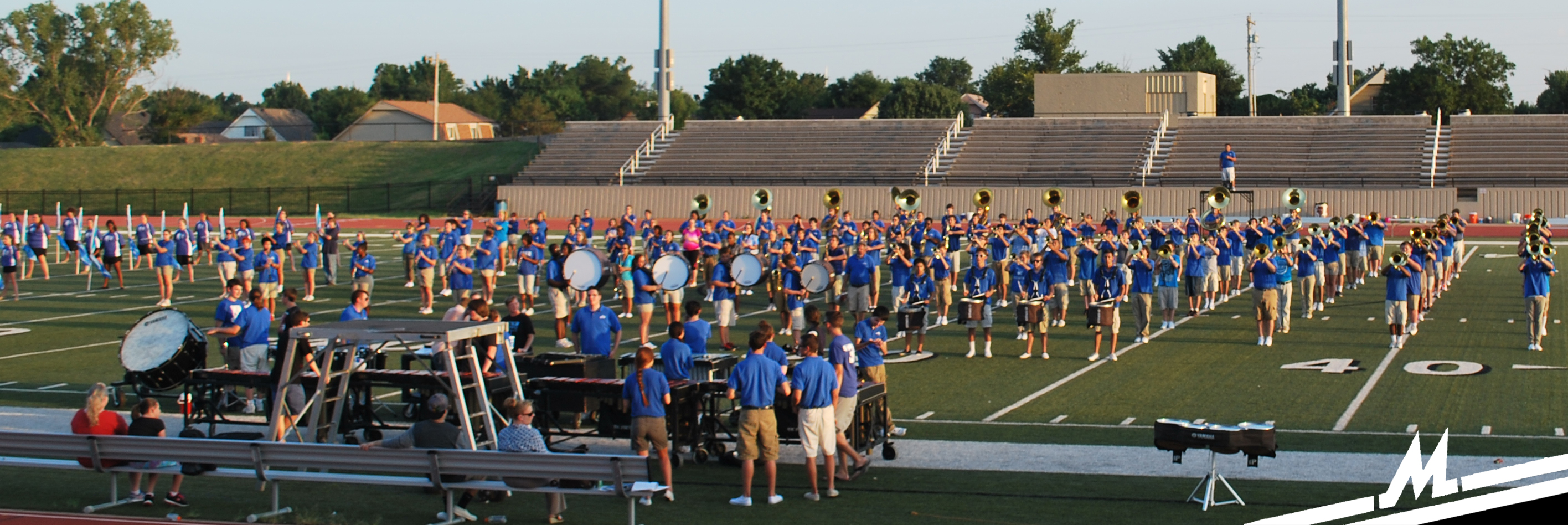 Moore Band Pre-Show 2014
